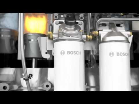 Así funcionan los filtros de combustible Bosch