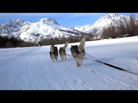 L'hiver au Pays des Ecrins (Pelvoux-Vallouise / Puy Saint Vincent)