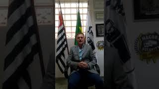 Pronunciamento do Presidente Iuga sobre a Greve dos Caminhoneiros