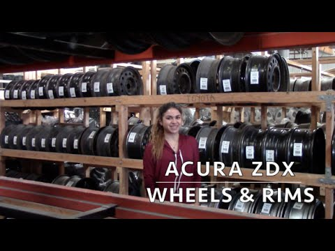 Factory Original Acura ZDX Wheels & Acura ZDX Rims – OriginalWheels.com