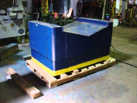 12,000 LB Rowe Coil Car