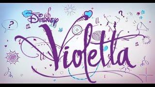 """Персонажи и актёры из  сериала """"Виолетта""""."""