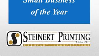 2018 Small Business of the Year Award