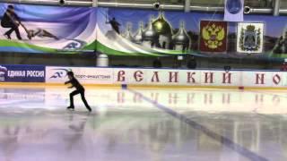 Первенство России младший возраст  Юноши, младший возраст  ПП 19 Андрей МУХОРТОВ МОС