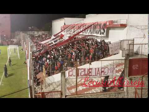 """Instituto vs Central Córdoba, hinchada de la Gloria."" Barra: Los Capangas • Club: Instituto • País: Argentina"