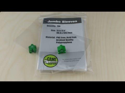 Jumbo Sleeve Pack (100) video