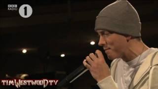 Eminem Freestyling With WestWood... crazy shady