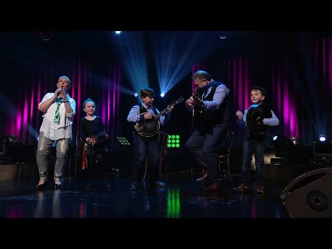 The Wrafter Family - The Blarney Stone | The Late Late Show | RTÉ One