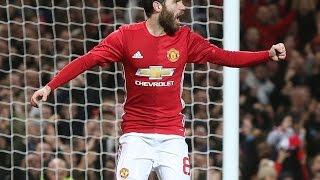 Manchester United 20 Hull City  MATA & FELLAINI GOALS WIN IT