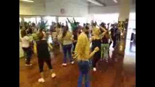 preview picture of video 'ZUMBA Ladies Fitness Club Aigio!'
