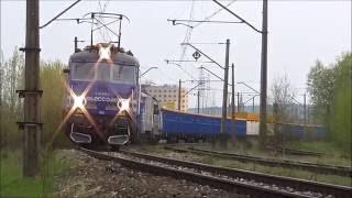 [ECCO Rail] Cztery lokomotywy w jednym składzie! | 23.04.2016 Kielce |