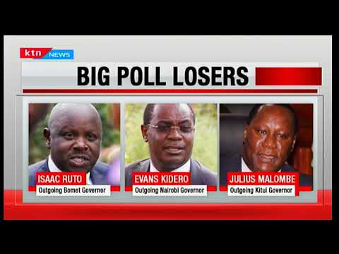 Kivumbi2017: Politicians left out in the cold after the recently concluded elections