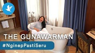 #NginepPastiSeru di The Gunawarman Hotel - Jakarta
