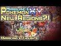 New Regions after Pokémon X & Y in Gen VI?!