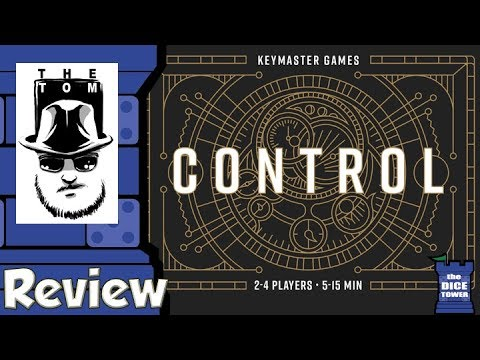 Control Review - with Tom Vasel