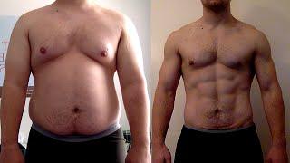 A Fat Gut to Shredded Cuts. My Fat Loss Transformation.