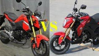 2018 Kawasaki Z125 PRO Base Motorcycle Specs, Reviews ...