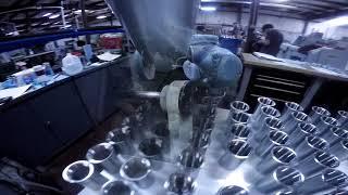 Robotics Integration on CNC Machines QMC Technologies