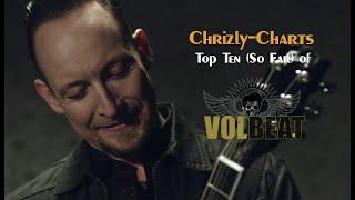 Top Ten Songs Of Volbeat (So Far)