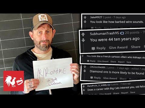 Reddit ROASTS Geoff Ramsey   RT Life