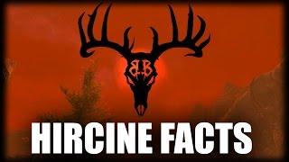 Skyrim - 5 Hircine Facts - Elder Scrolls Lore