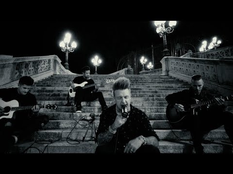 Papa Roach - The Ending (Acoustic Performance)