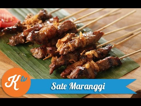 Video Resep Sate Maranggi (Satay Maranggi Recipe Video) | GERRY GIRIANZA