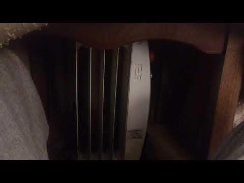 El timo de los radiadores de aceite