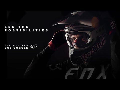 Fox Vue Dusc MX Brille Video