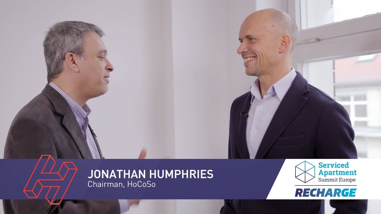 SAS RECHARGE 2019 interviews: Jonathan Humphries, HoCoSo