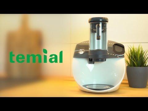 Der Temial von Vorwerk im Test - Teekocher für 600€?