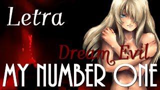 Dream Evil - My Number One - Lyrics