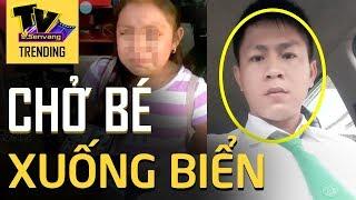 Sau khi gây Tai Nạn tài xế taxi chở bé gái 11 tuổi ra biển tính GIỞ TRÒ bị người nhà bắt gặp