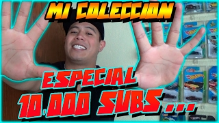 HOT WHEELS - MI COLECCION COMPLETA - FEBRERO 2017