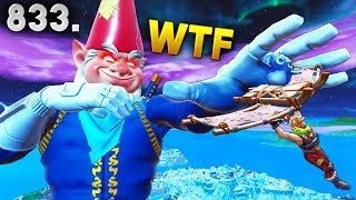 Fortnite Funny WTF Fails and Daily Best Moments Ep.833