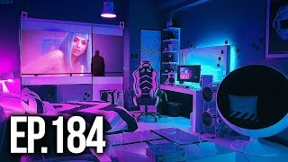Room Tour Project 184 - BEST Gaming Setups!