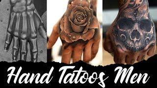 40 Best Hand Tattoos For Men