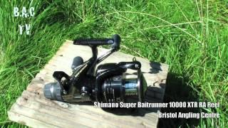Shimano super aero 10000 xte baitrunner