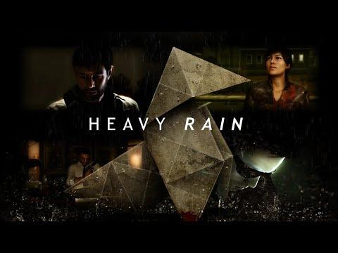 Heavy Rain: Прохождение с комментариями на русском. (Стрим) Часть 1. 18+