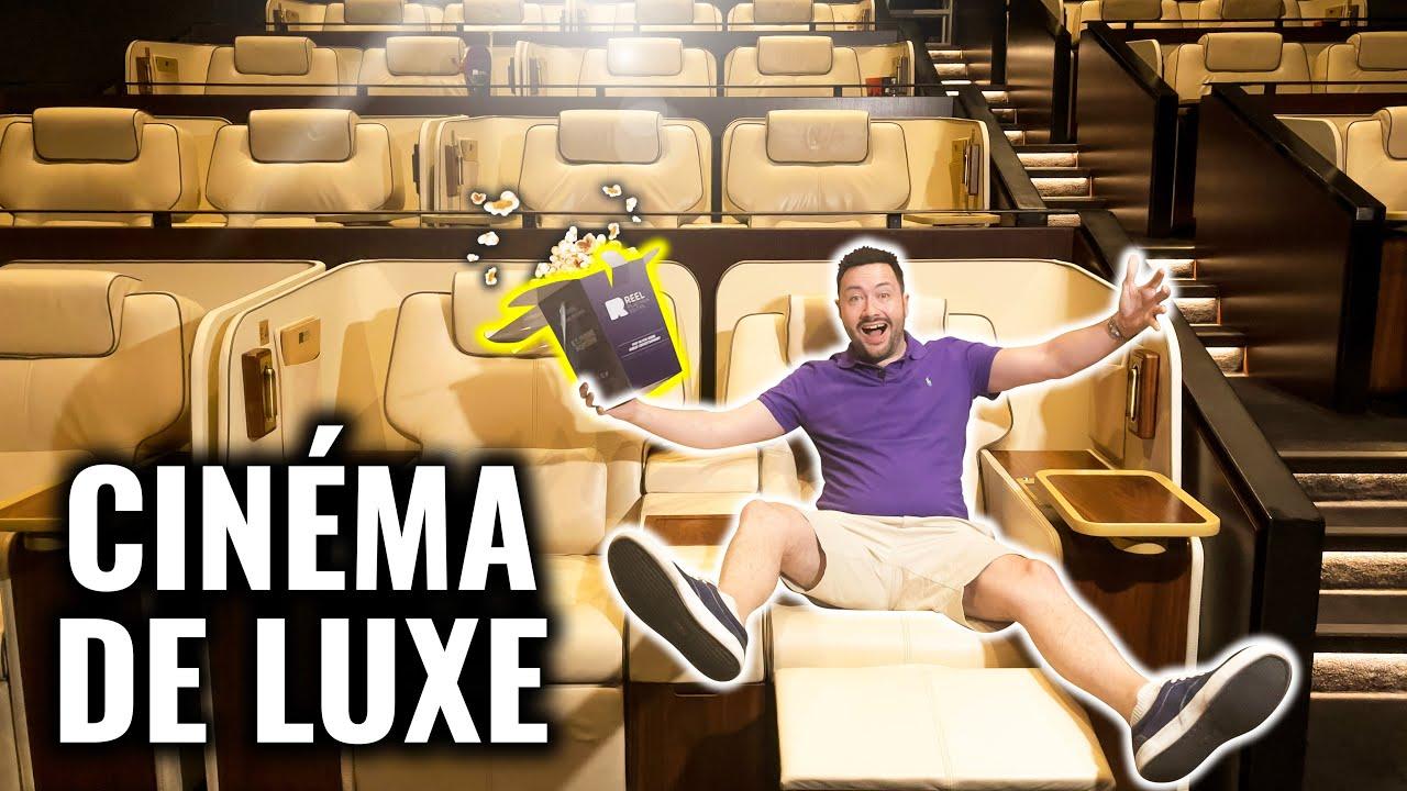 Je teste le Cinéma le plus cher du Monde ! (à Dubaï)