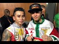 Robert Garcia Predicts Mark Anthony Barriga Will Be Champ
