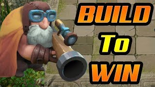 Auto Chess Mobile | Hunter Warrior Beast | Build | Guide | Gameplay
