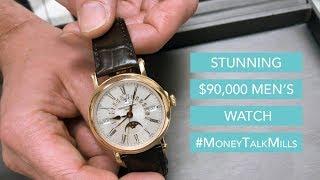 Stunning $90,000 Men's Watch