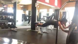 Glute Hamstring Exercise