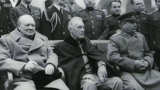 World War Two 1945  the Wheelchair President    b05vlzsn default