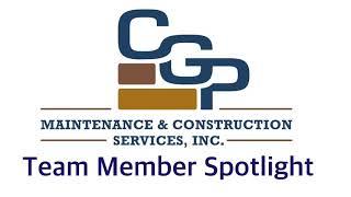 CGP Team Member Spotlight