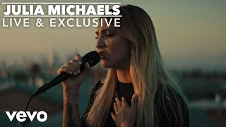 Julia Michaels   Worst In Me (Stripped) (Vevo LIFT)