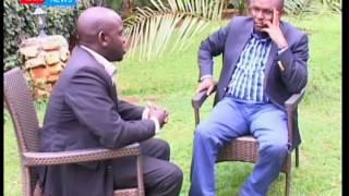 Furaha ya gavana Sospeter Ojaamong' wafuasi wa Otuomwa wamfuuta: Kinyang'anyiro 2017-Dira ya Wiki