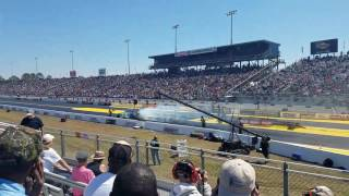 2017 Gatornationals Funny Car