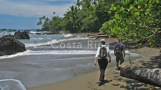 Costa Rica - Nature, Volcanoes & National  Parks